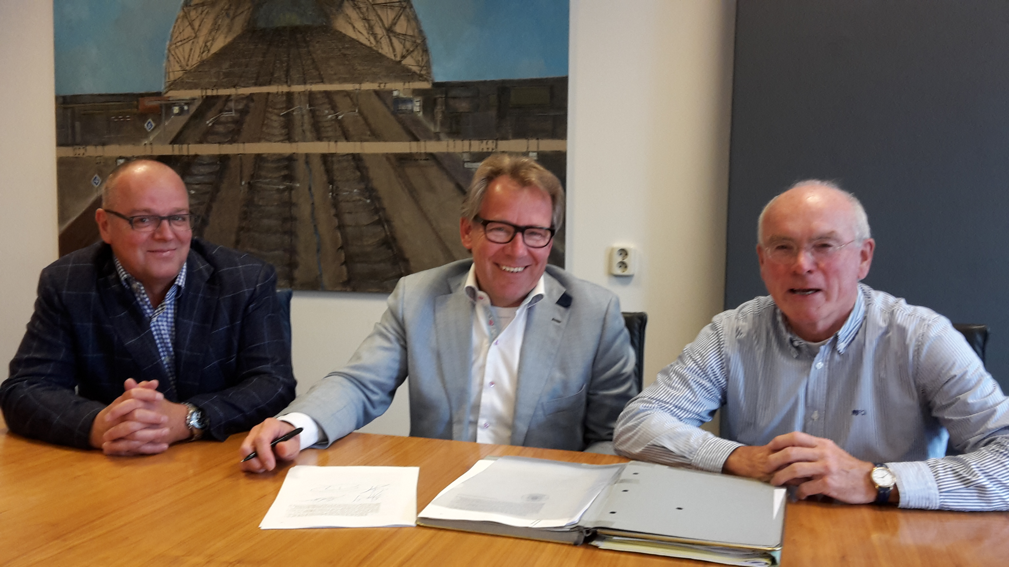 Ondertekening PoweredbyHattem